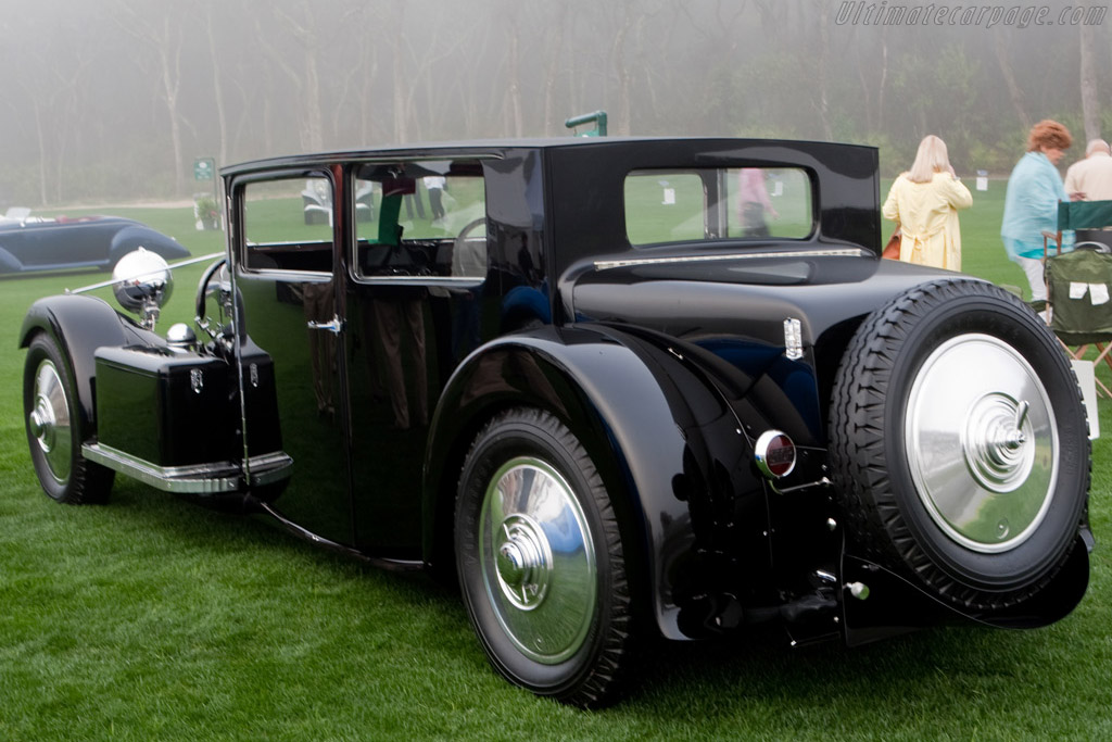Voisin C20 'Mylord' Demi-Berline - Chassis: 47505  - 2009 Amelia Island Concours d'Elegance
