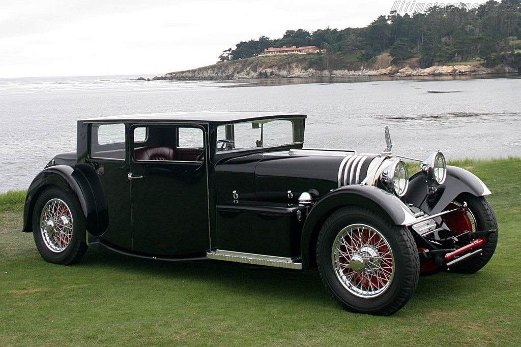 Voisin C20 'Mylord' Demi-Berline - Chassis: 47505   - 2006 Pebble Beach Concours d'Elegance
