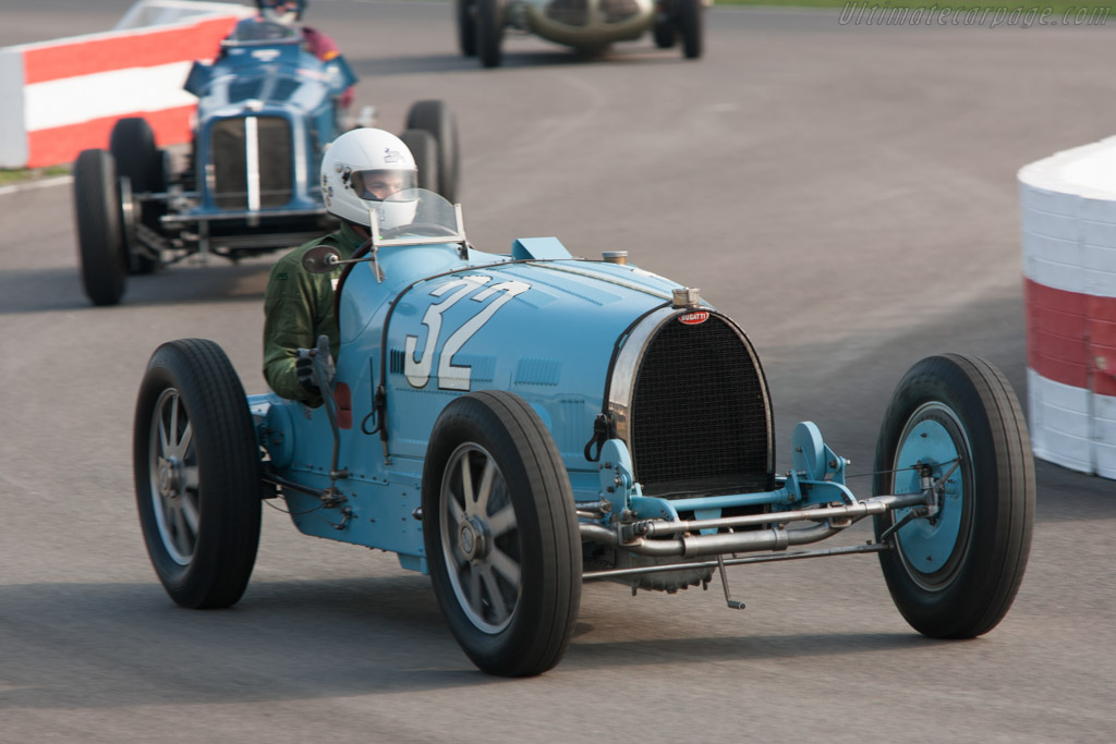 Bugatti Type 54 Grand Prix - Chassis: 54210   - 2009 Goodwood Revival