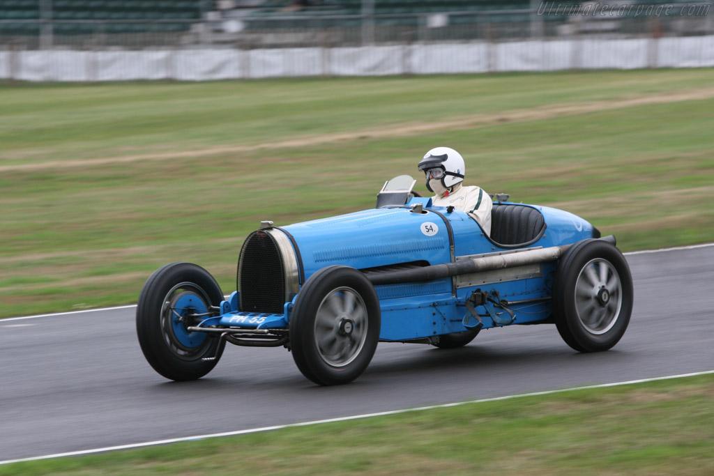 Bugatti Type 54 Grand Prix - Chassis: 54201   - 2006 Goodwood Revival