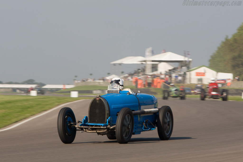Bugatti Type 54 Grand Prix - Chassis: 54201  - 2008 Goodwood Revival