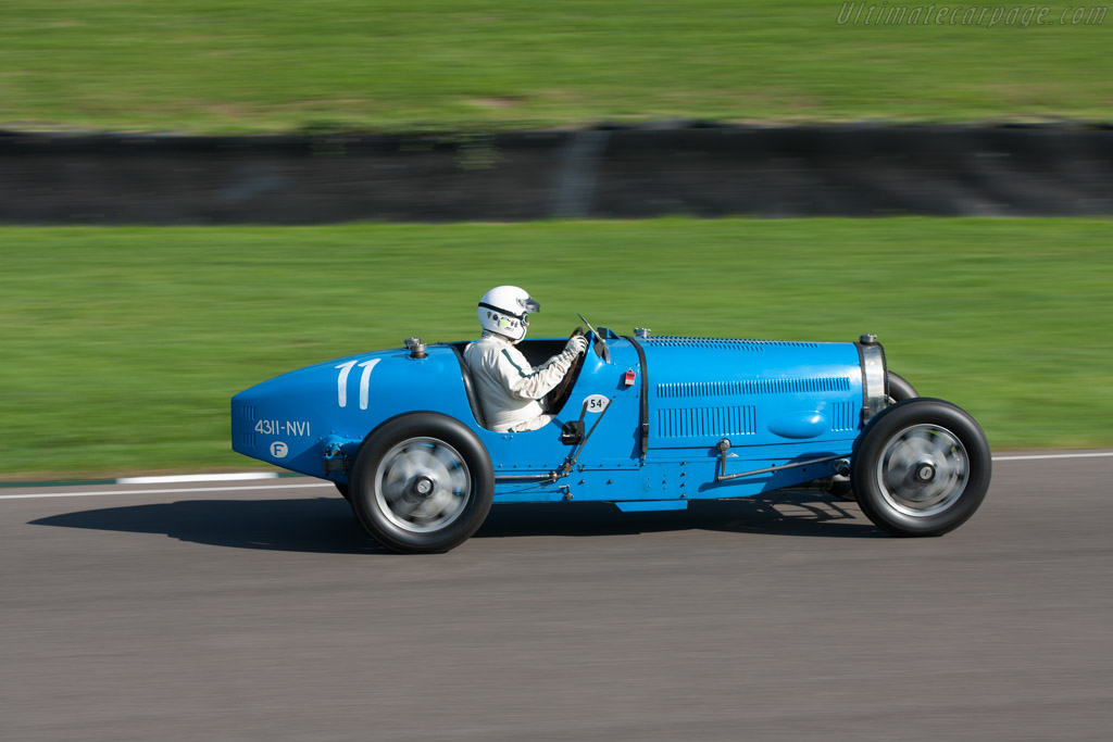 Bugatti Type 54 Grand Prix - Chassis: 54201   - 2010 Goodwood Revival