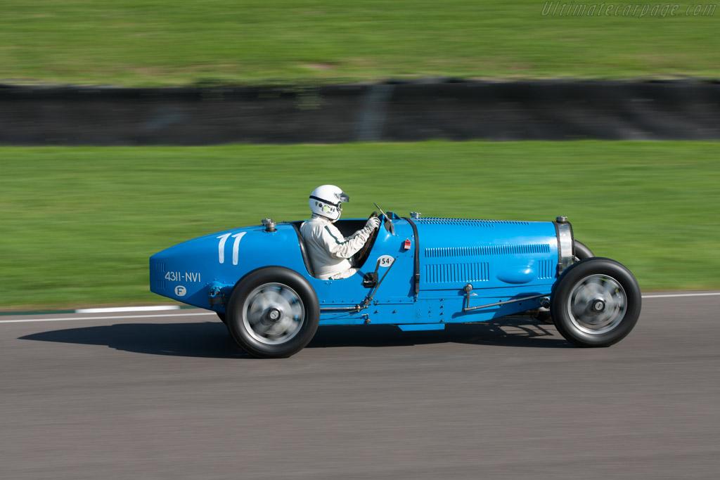Bugatti Type 54 Grand Prix - Chassis: 54201  - 2010 Goodwood Revival