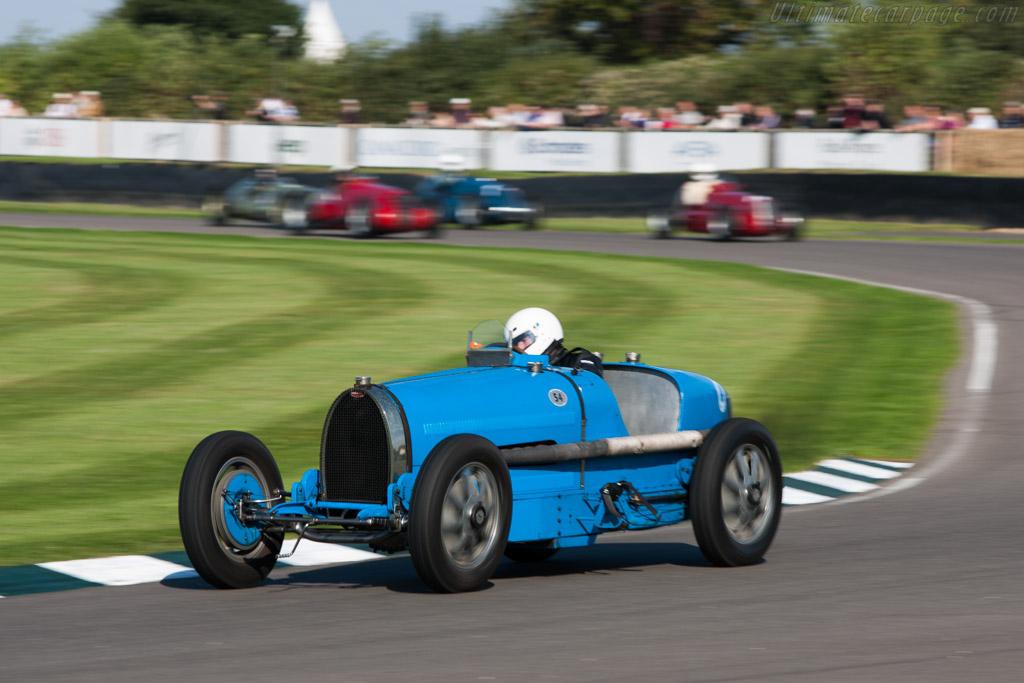 Bugatti Type 54 Grand Prix - Chassis: 54201   - 2011 Goodwood Revival