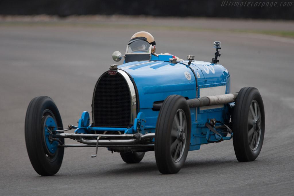 Bugatti Type 54 Grand Prix - Chassis: 54201   - 2012 Goodwood Revival