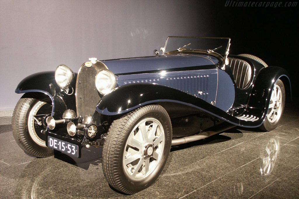 Click here to open the Bugatti Type 54 Bachelier Roadster gallery