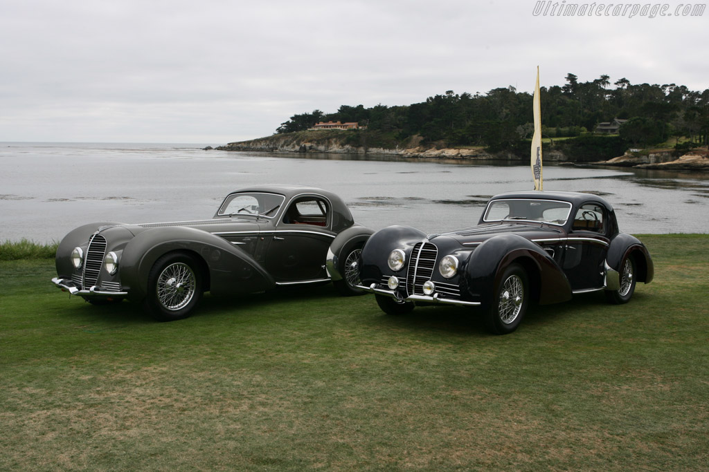 Delahaye 145 Chapron Coupe - Chassis: 48772   - 2006 Pebble Beach Concours d'Elegance