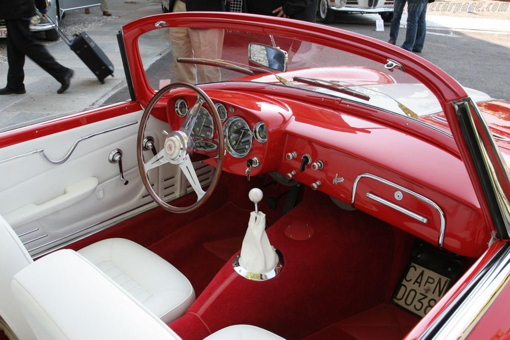 Maserati A6G/54 2000 Frua Spider - Chassis: 2180   - 2008 Concorso d'Eleganza Villa d'Este