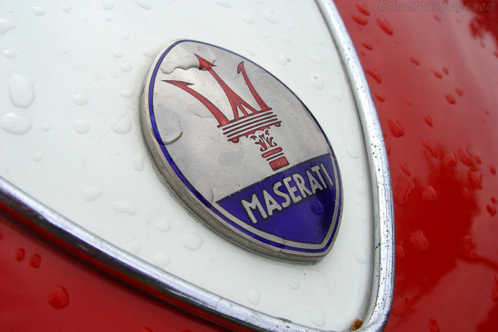 Maserati A6G/54 2000 Frua Spider - Chassis: 2192   - 2003 European Concours d'Elegance