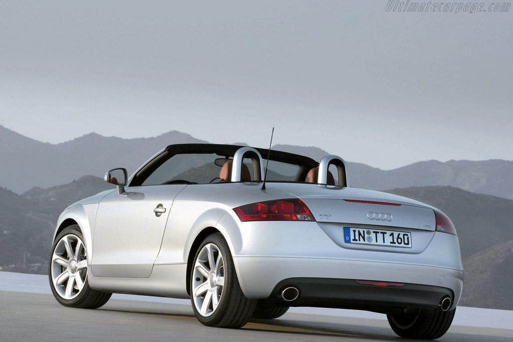 Audi TT Quattro 3.2 Roadster