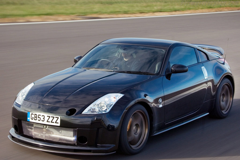Click here to open the Nissan 350Z GT-S Concept gallery