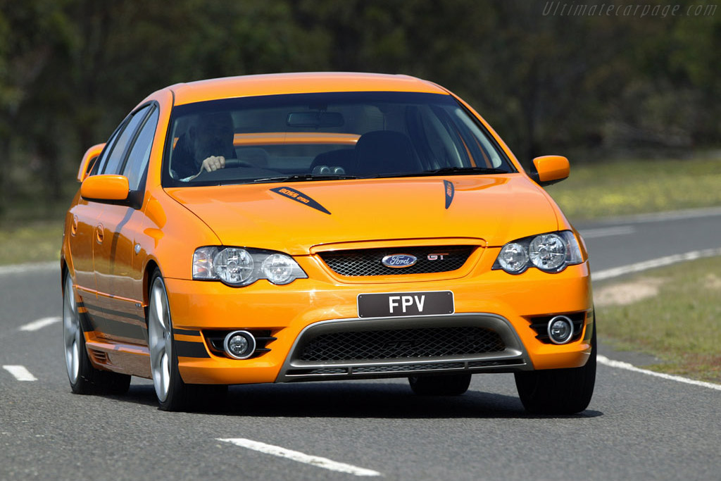 Click here to open the Ford BF Falcon MkII FPV GT gallery