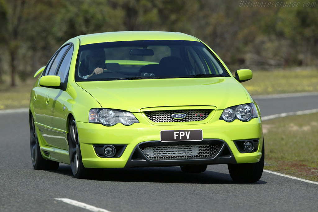 Click here to open the Ford BF Falcon MkII FPV F6 Typhoon gallery