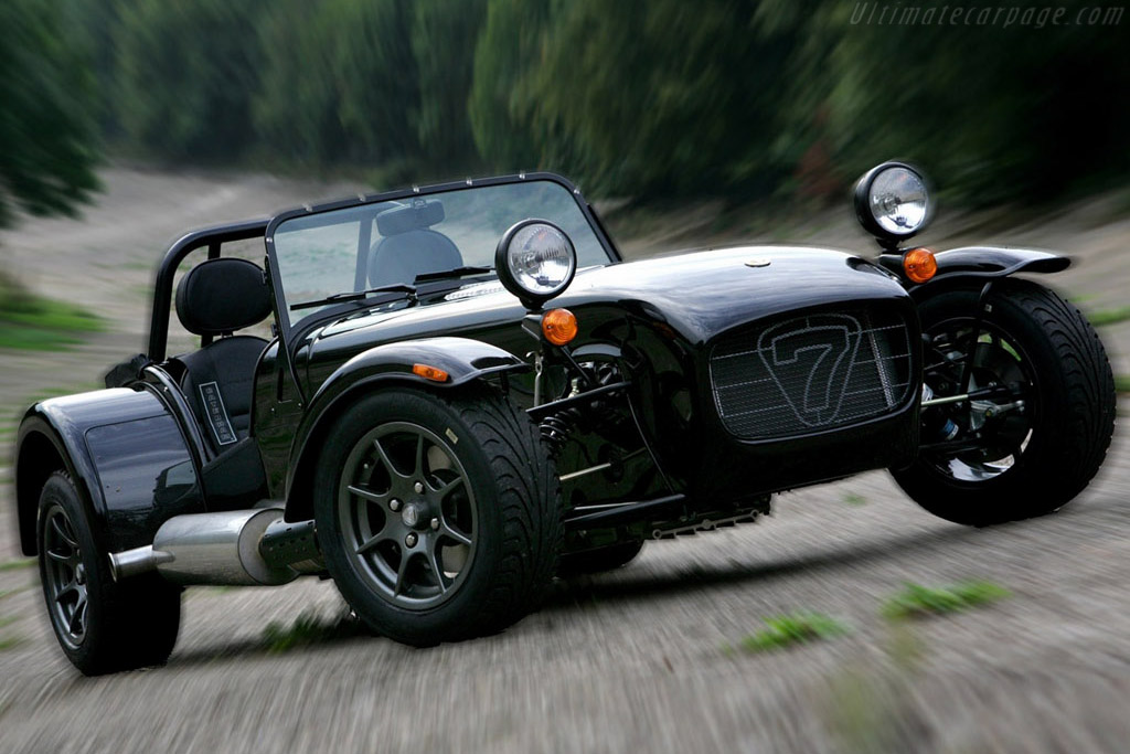 Click here to open the Caterham Seven Superlight 140 gallery