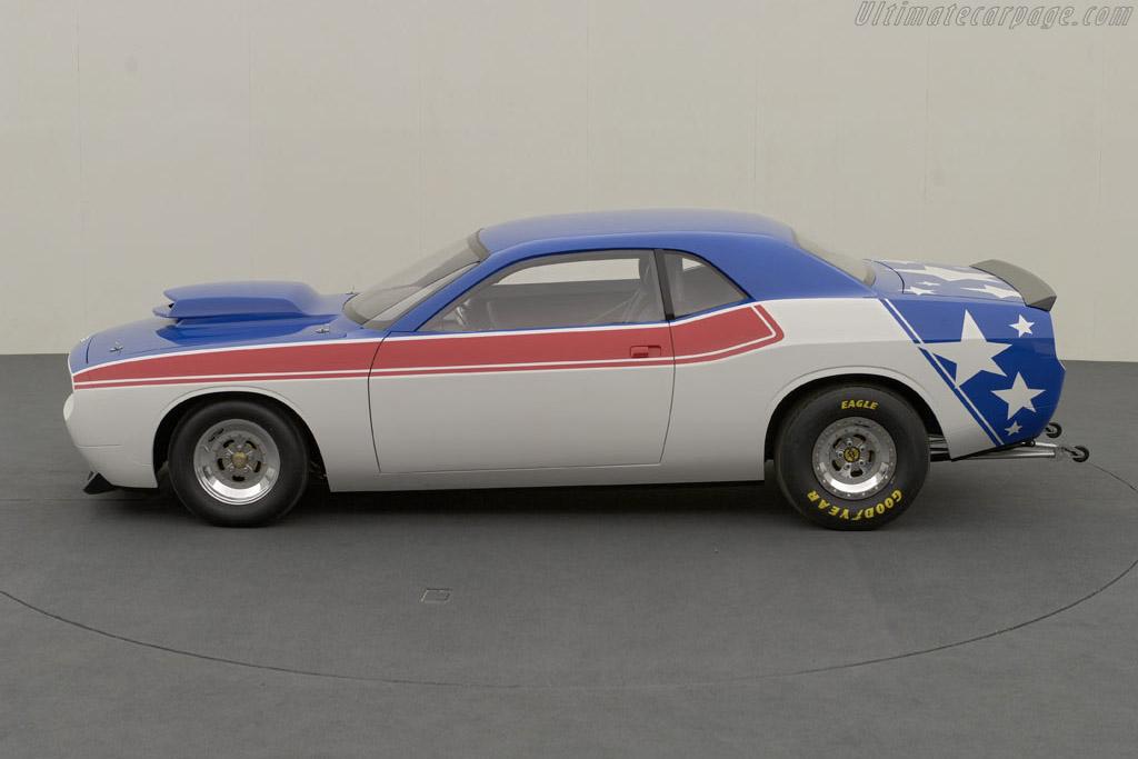 Dodge Challenger Super Stock Concept