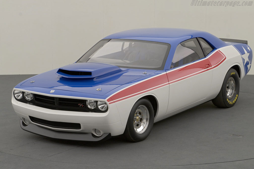Click here to open the Dodge Challenger Super Stock Concept gallery
