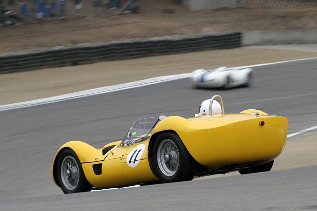 Maserati Tipo 61 Birdcage - Chassis: 2467   - 2005 Monterey Historic Automobile Races
