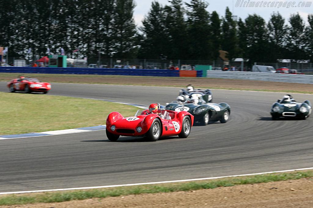 Maserati Tipo 61 Birdcage - Chassis: 2453   - 2006 Silverstone Classic