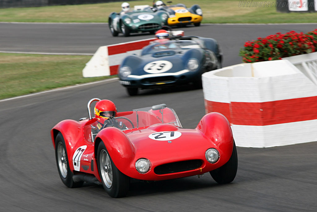Maserati Tipo 61 Birdcage - Chassis: 2453   - 2006 Goodwood Revival