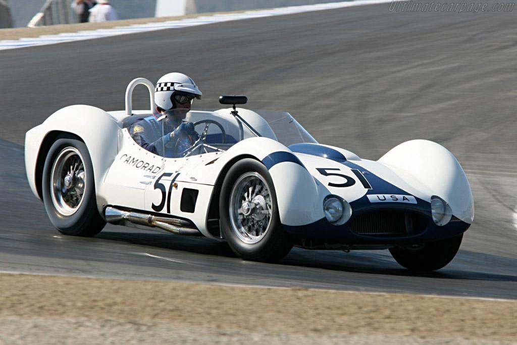 Maserati Tipo 61 Birdcage - Chassis: 2461   - 2006 Monterey Historic Automobile Races