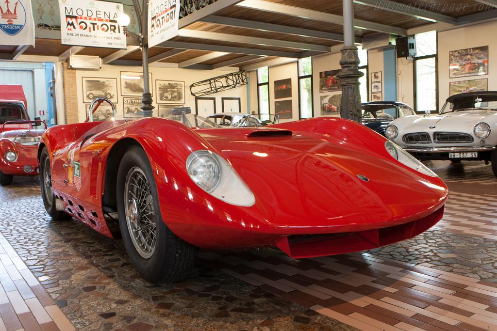 Maserati Tipo 61 Birdcage - Chassis: 2472   - Panini Maserati Collection
