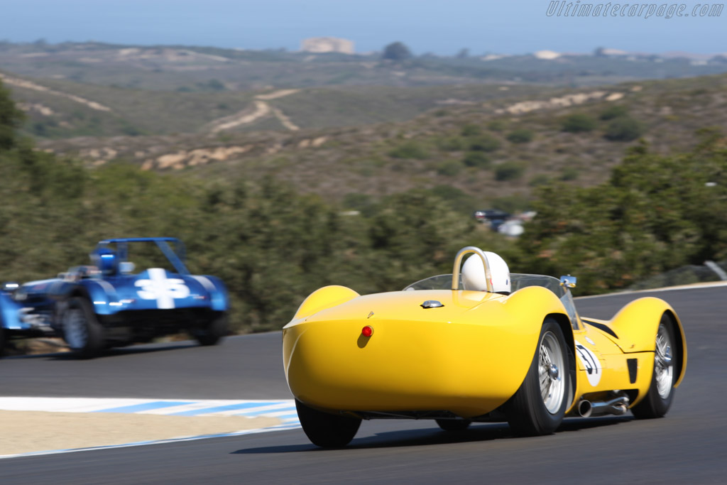 Maserati Tipo 61 Birdcage - Chassis: 2467   - 2007 Monterey Historic Automobile Races