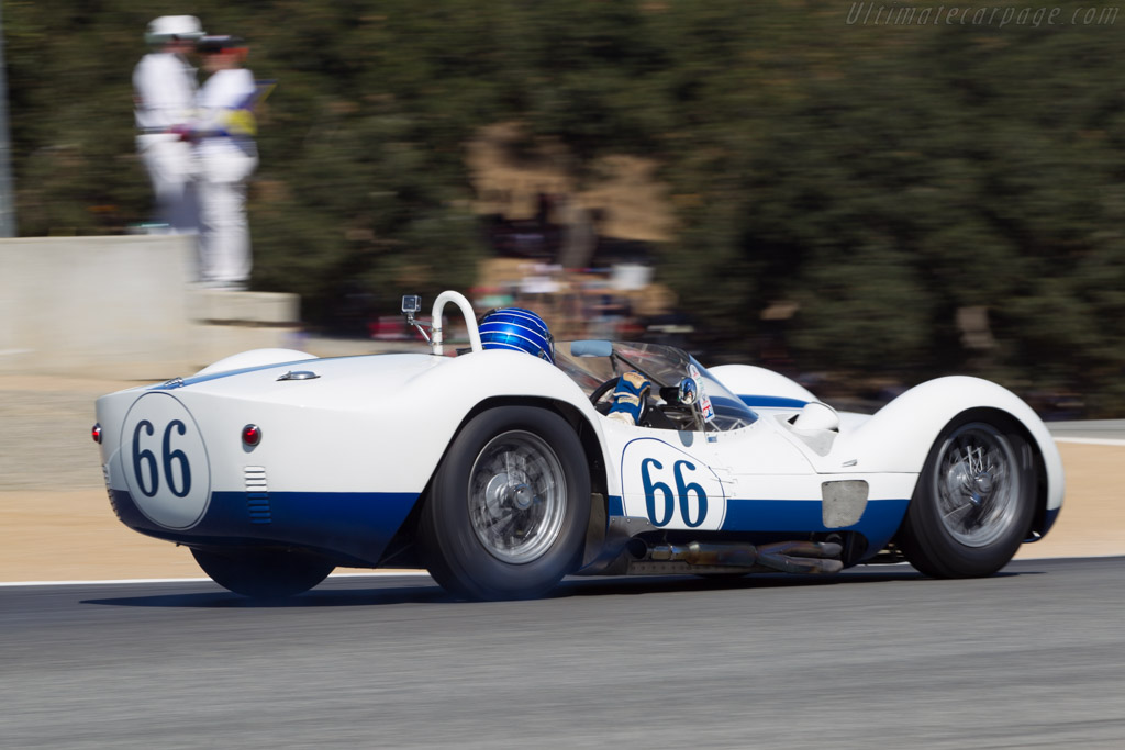Maserati Tipo 61 Birdcage - Chassis: 2463   - 2014 Monterey Motorsports Reunion