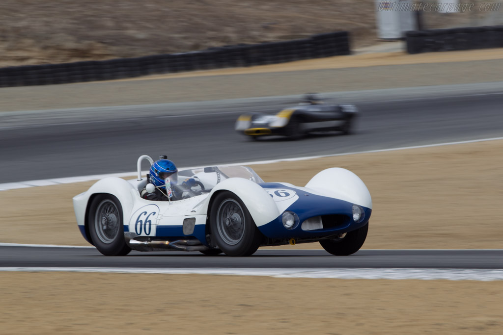 Maserati Tipo 61 Birdcage - Chassis: 2463   - 2014 Monterey Motorsports Reunion