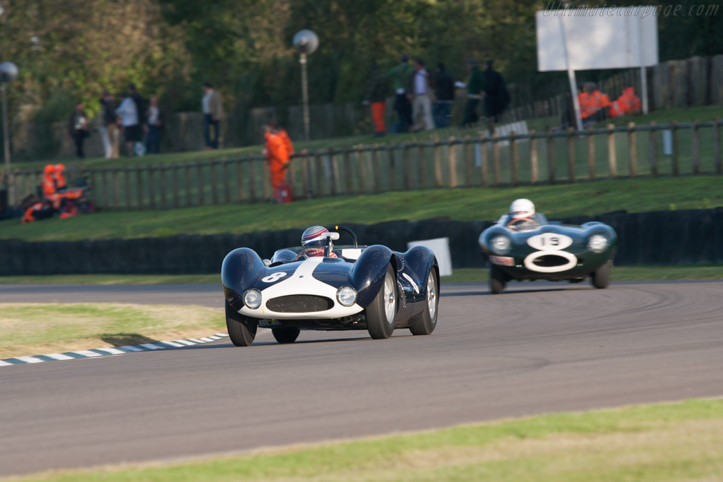 Maserati Tipo 61 Birdcage - Chassis: 2464   - 2012 Goodwood Revival