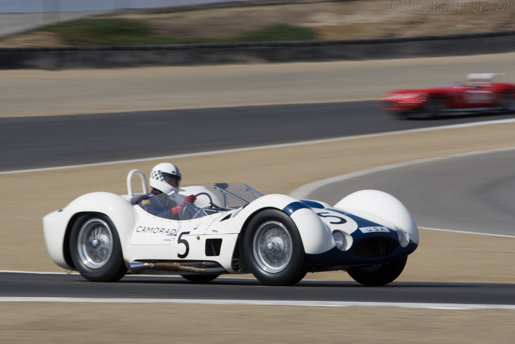 Maserati Tipo 61 Birdcage - Chassis: 2461   - 2008 Monterey Historic Automobile Races