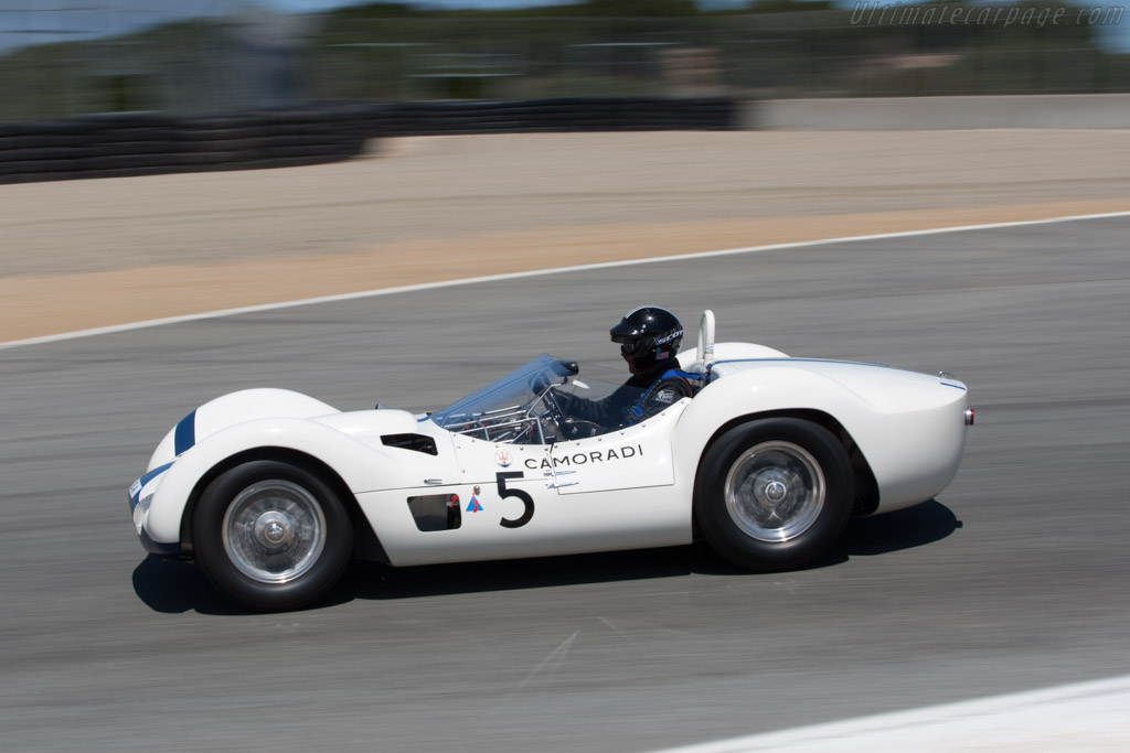 Maserati Tipo 61 Birdcage - Chassis: 2461   - 2011 Monterey Motorsports Reunion