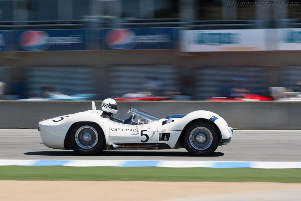 Maserati Tipo 61 Birdcage - Chassis: 2461   - 2012 Monterey Motorsports Reunion