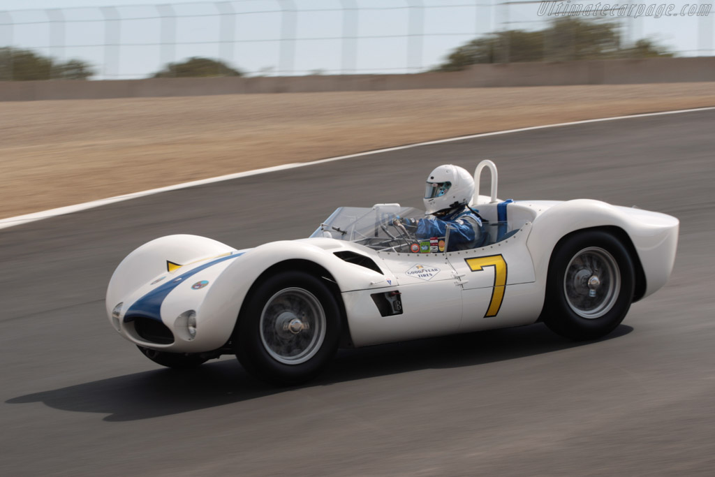 Maserati Tipo 61 Birdcage - Chassis: 2458   - 2007 Monterey Historic Automobile Races