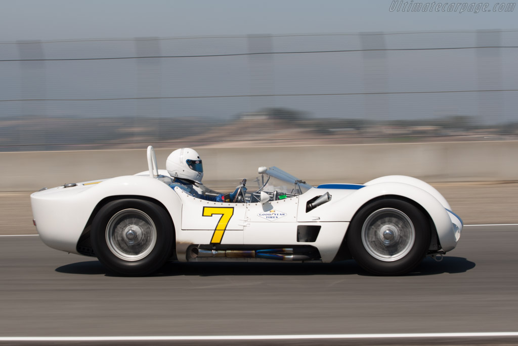 Maserati Tipo 61 Birdcage - Chassis: 2458   - 2009 Monterey Historic Automobile Races