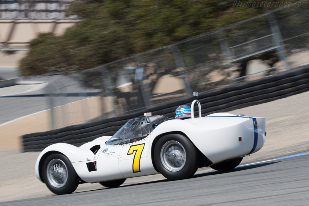 Maserati Tipo 61 Birdcage - Chassis: 2458   - 2012 Monterey Motorsports Reunion