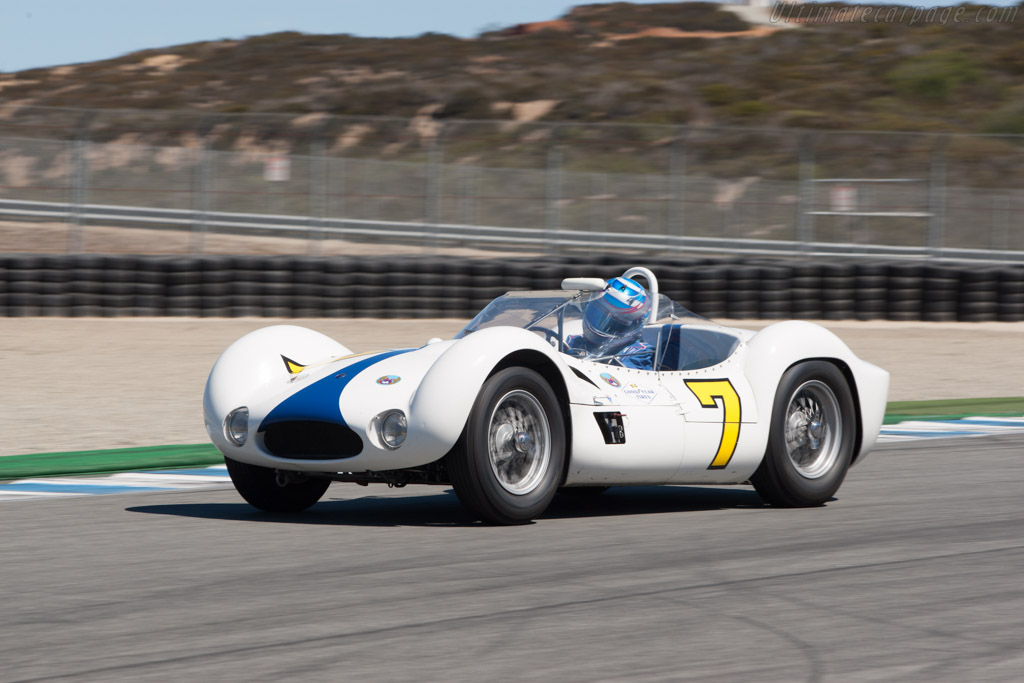 Maserati Tipo 61 Birdcage - Chassis: 2458   - 2013 Monterey Motorsports Reunion