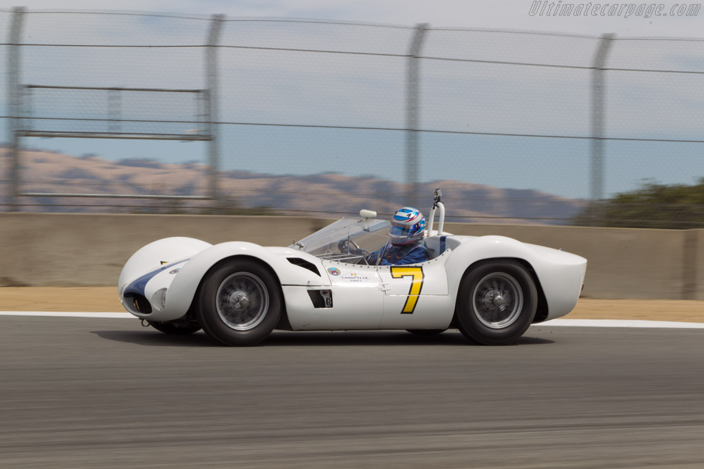 Maserati Tipo 61 Birdcage - Chassis: 2458   - 2014 Monterey Motorsports Reunion