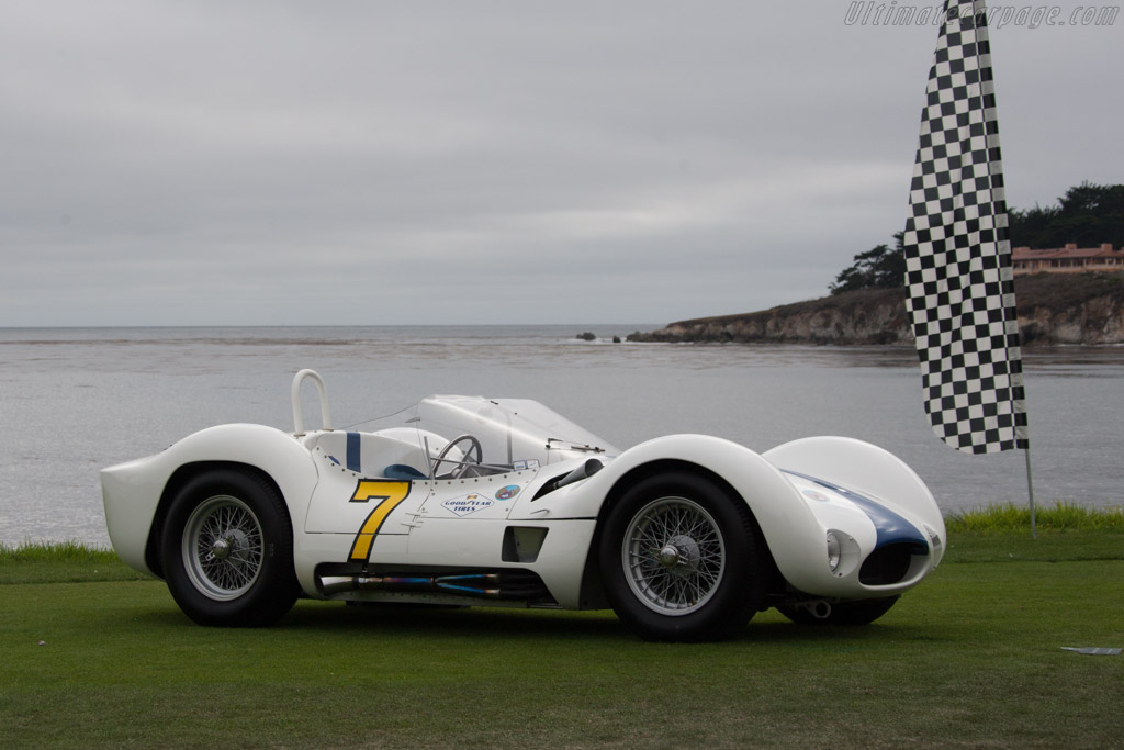 Maserati >> Maserati Tipo 61 Birdcage - Chassis: 2458 - 2014 Pebble Beach Concours d'Elegance