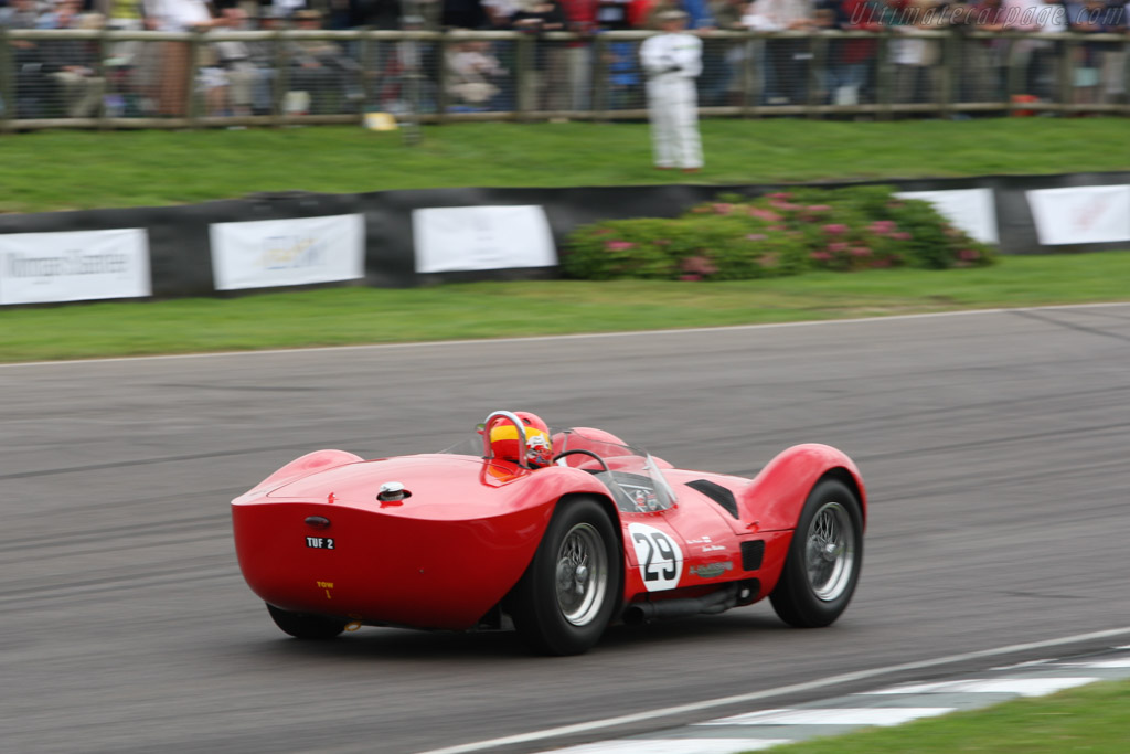 Maserati Tipo 61 Birdcage - Chassis: 2453   - 2007 Goodwood Revival