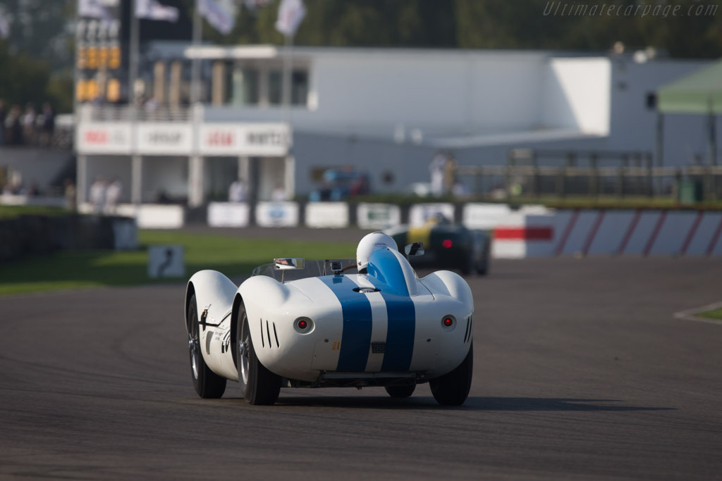 Maserati Tipo 61 Birdcage - Chassis: 2457   - 2014 Goodwood Revival