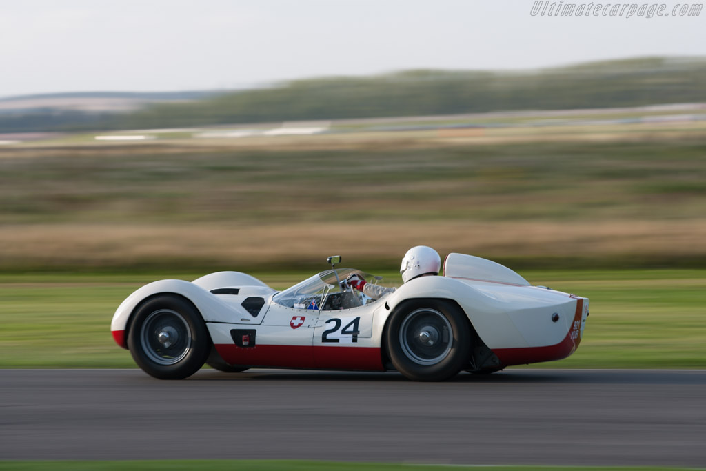 Maserati Tipo 61 Birdcage Chassis 2455 2011 Goodwood