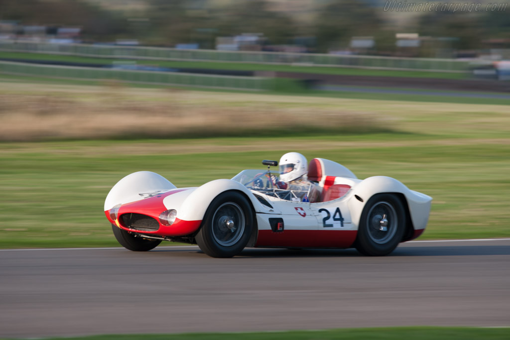 Maserati Tipo 61 Birdcage - Chassis: 2455   - 2011 Goodwood Revival