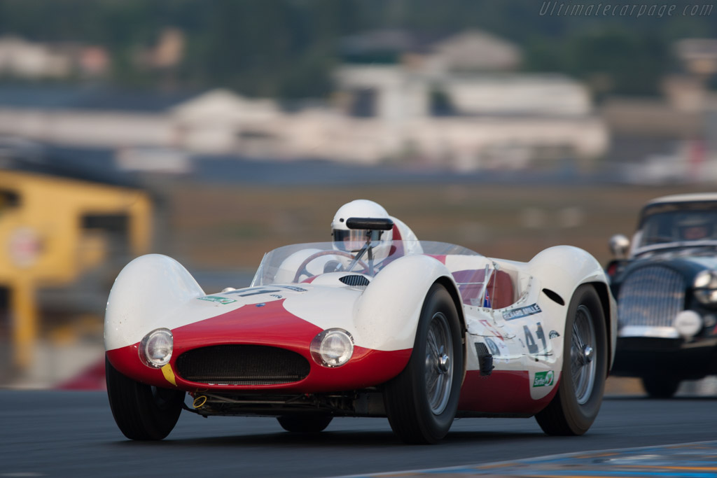 Maserati Tipo 61 Birdcage - Chassis: 2455   - 2012 Le Mans Classic