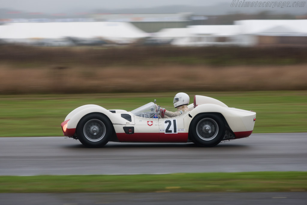 Maserati Tipo 61 Birdcage - Chassis: 2455   - 2013 Goodwood Revival
