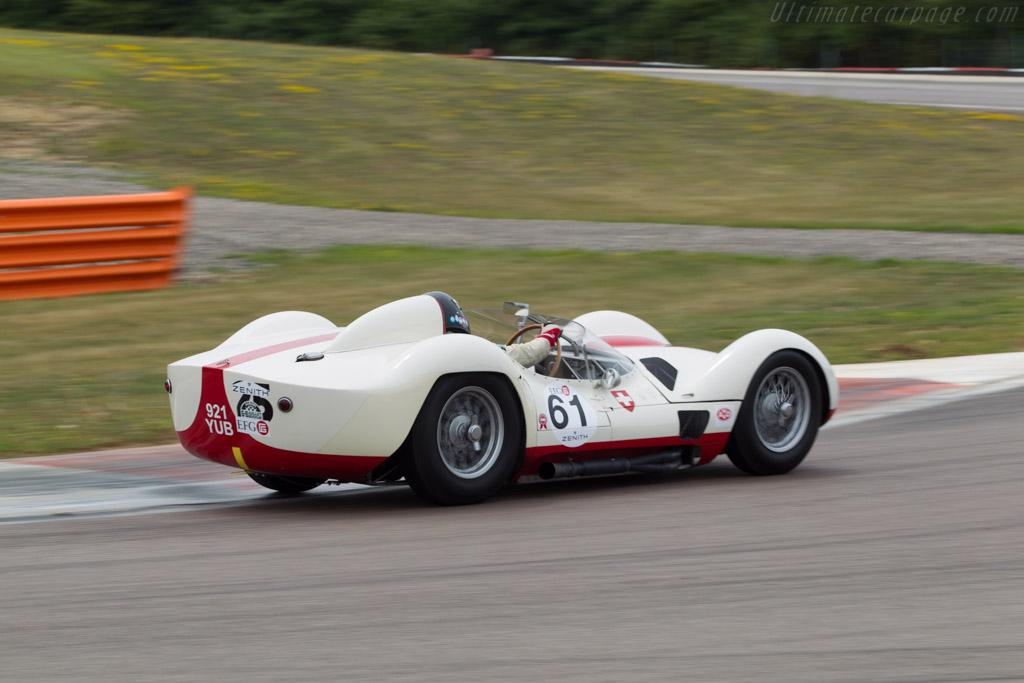 Maserati Tipo 61 Birdcage - Chassis: 2455   - 2014 Grand Prix de l'Age d'Or
