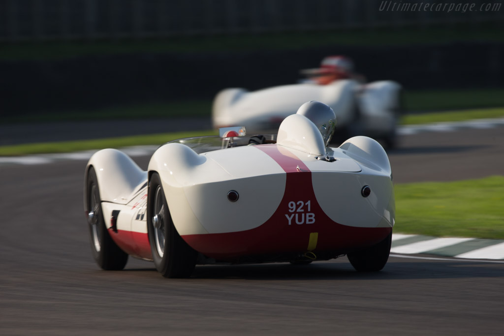Maserati Tipo 61 Birdcage - Chassis: 2455   - 2014 Goodwood Revival