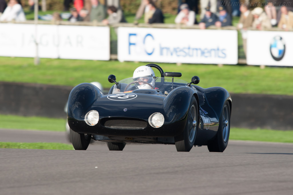 Maserati Tipo 61 Birdcage - Chassis: 2454   - 2010 Goodwood Revival