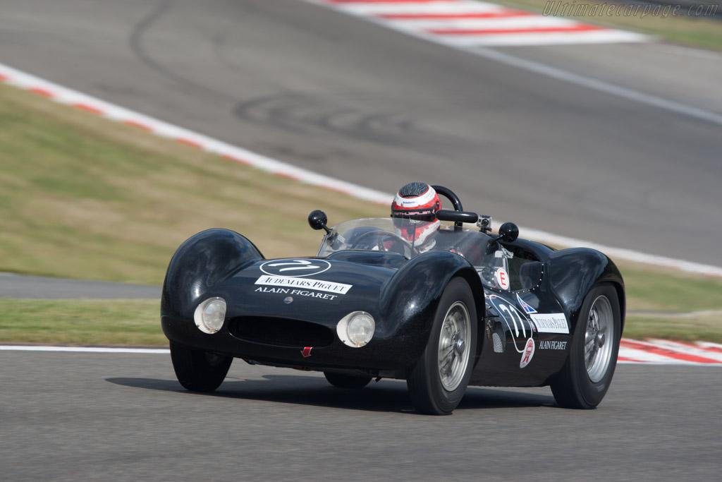 Maserati Tipo 61 Birdcage - Chassis: 2454   - 2011 Spa Classic