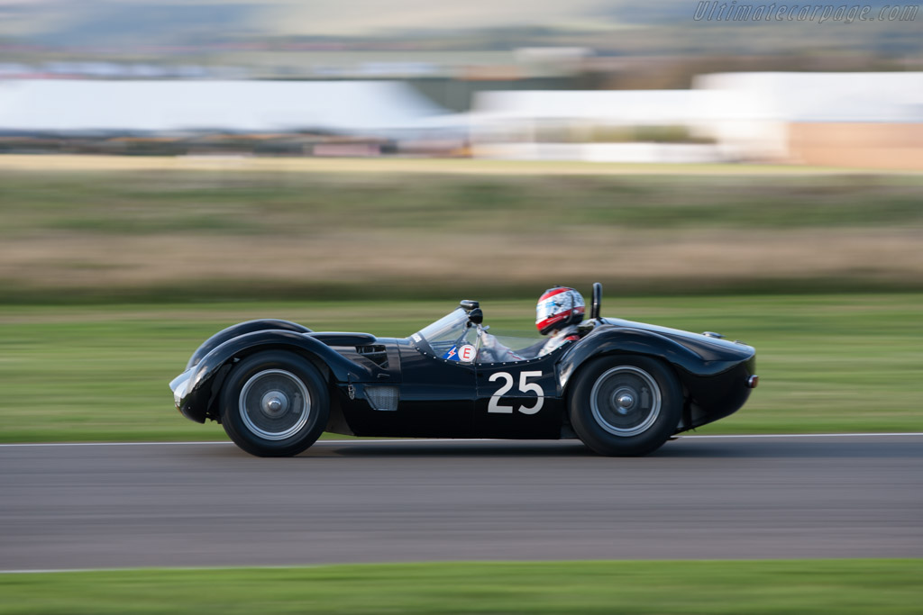 Maserati Tipo 61 Birdcage Chassis 2454 2011 Goodwood