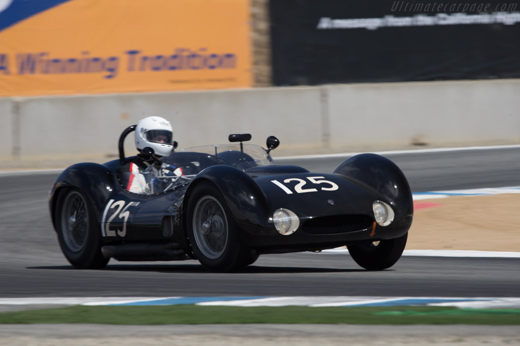 Maserati Tipo 61 Birdcage - Chassis: 2454   - 2014 Monterey Motorsports Reunion